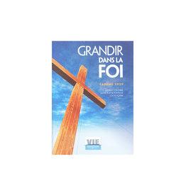 Novalis Grandir dans la foi, carnet Carême 2020