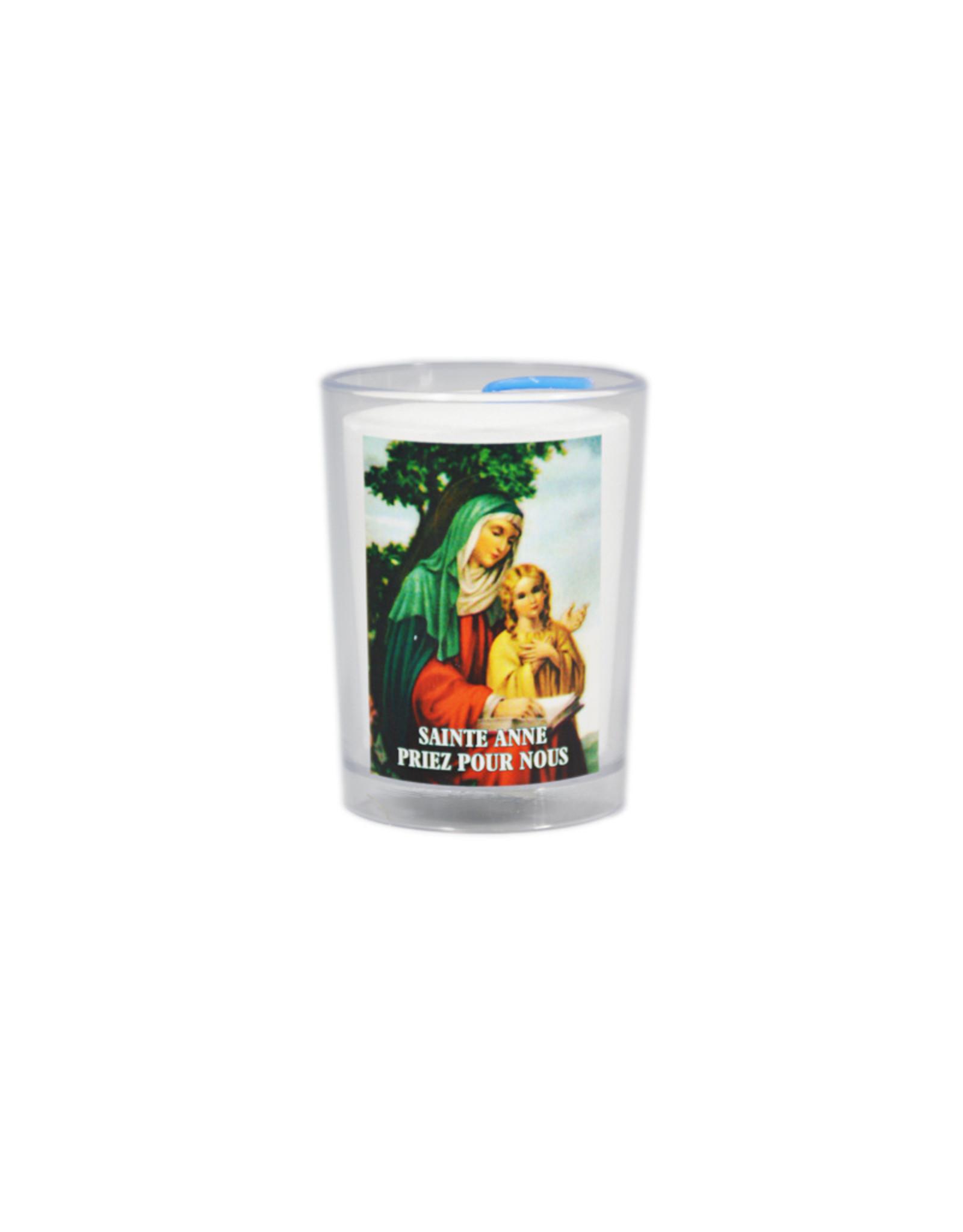 Chandelles Tradition / Tradition Candles Lampion de sainte Anne