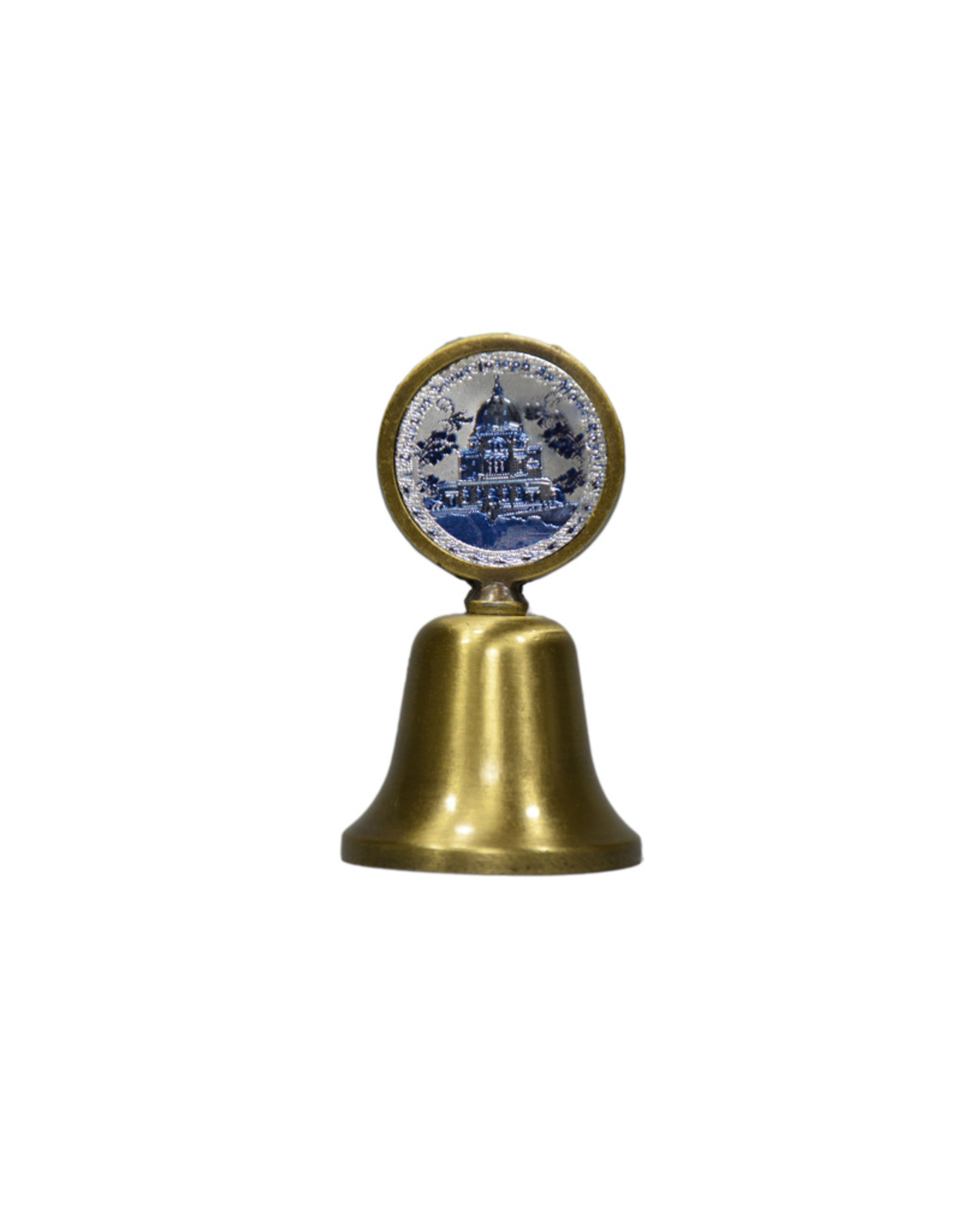 Small Oratory brass bell