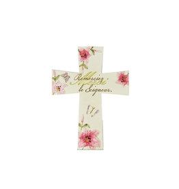 ''Remercier le Seigneur'' cross (french)