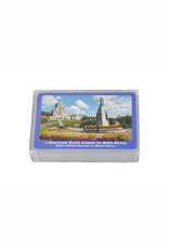 L'Oratoire Saint-Joseph du Mont-Royal Saint-Joseph's Oratory playing cards