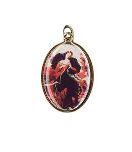 Mary Undoer of Knots medal