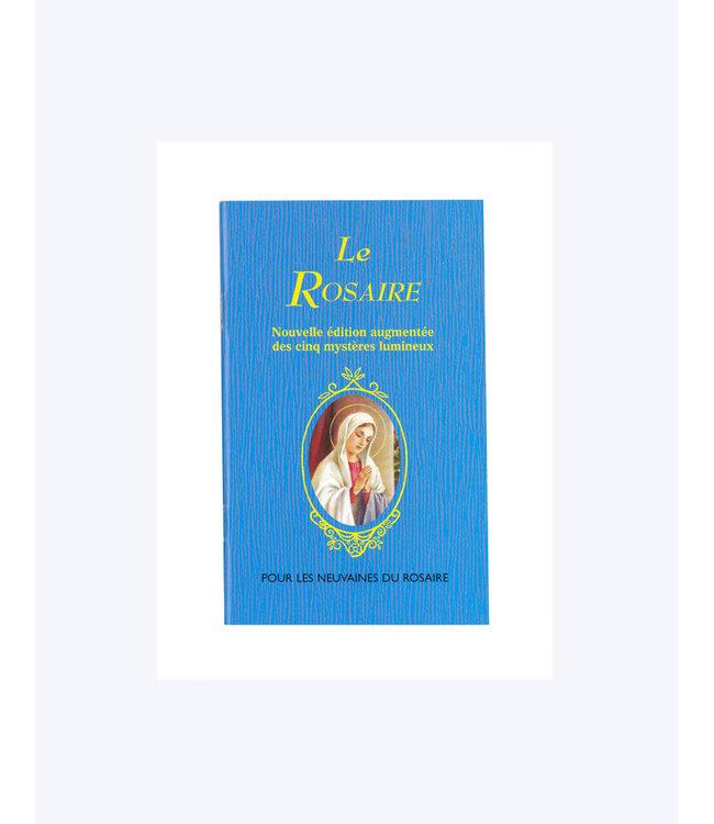 Catholic Book Publishing Le Rosaire :  Pour les neuvaines du Rosaire