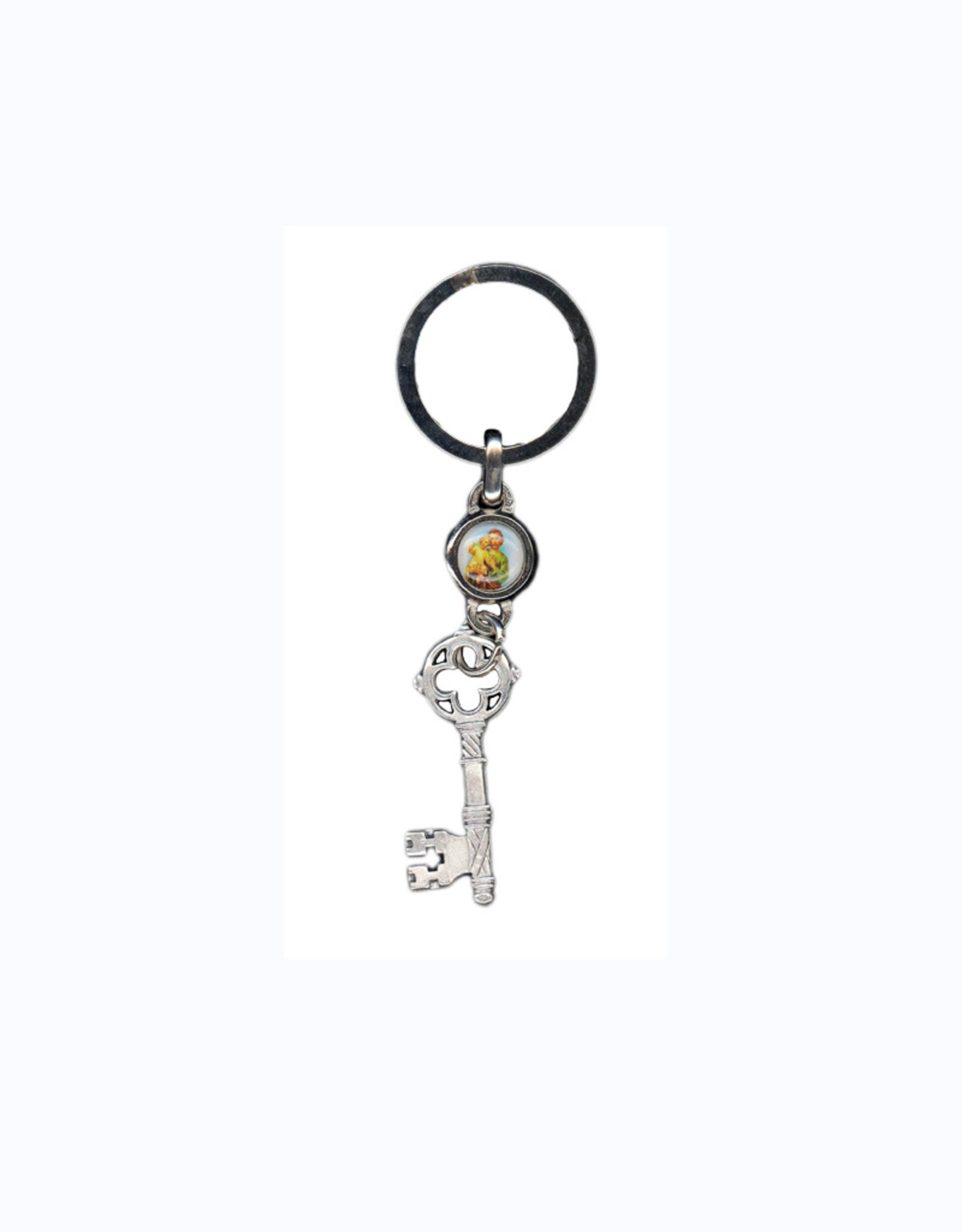 Keychain: Saint Joseph key