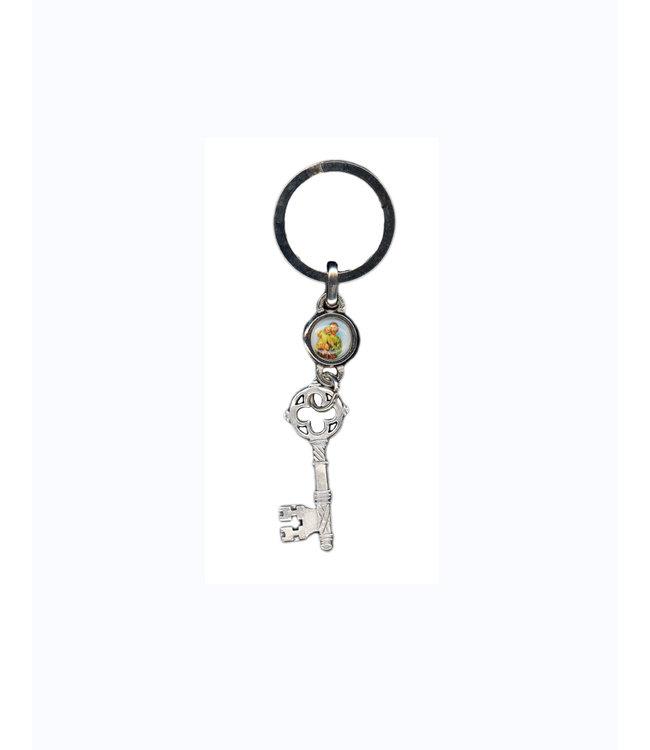 Porte-clés : clé Saint-Joseph