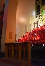 L'Oratoire Saint-Joseph du Mont-Royal I light a candle