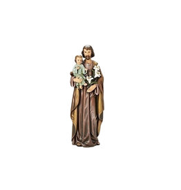 Joseph's Studio / Roman Saint Joseph and Christ Child statue (45cm)