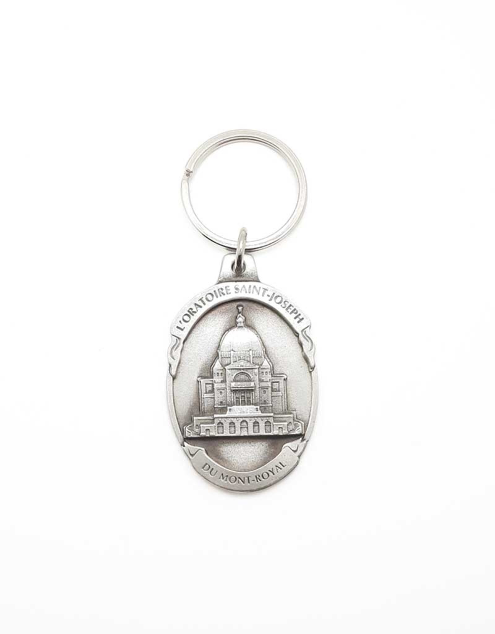 Keychain: Oratory and quote