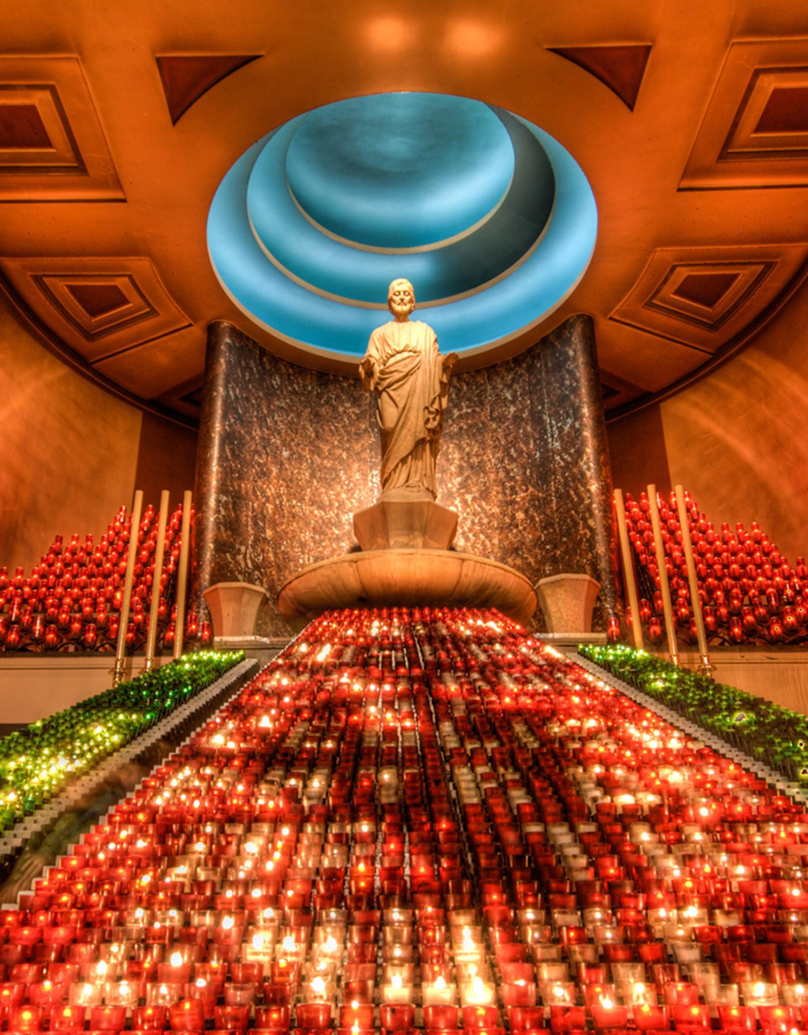 L'Oratoire Saint-Joseph du Mont-Royal J'allume un lampion