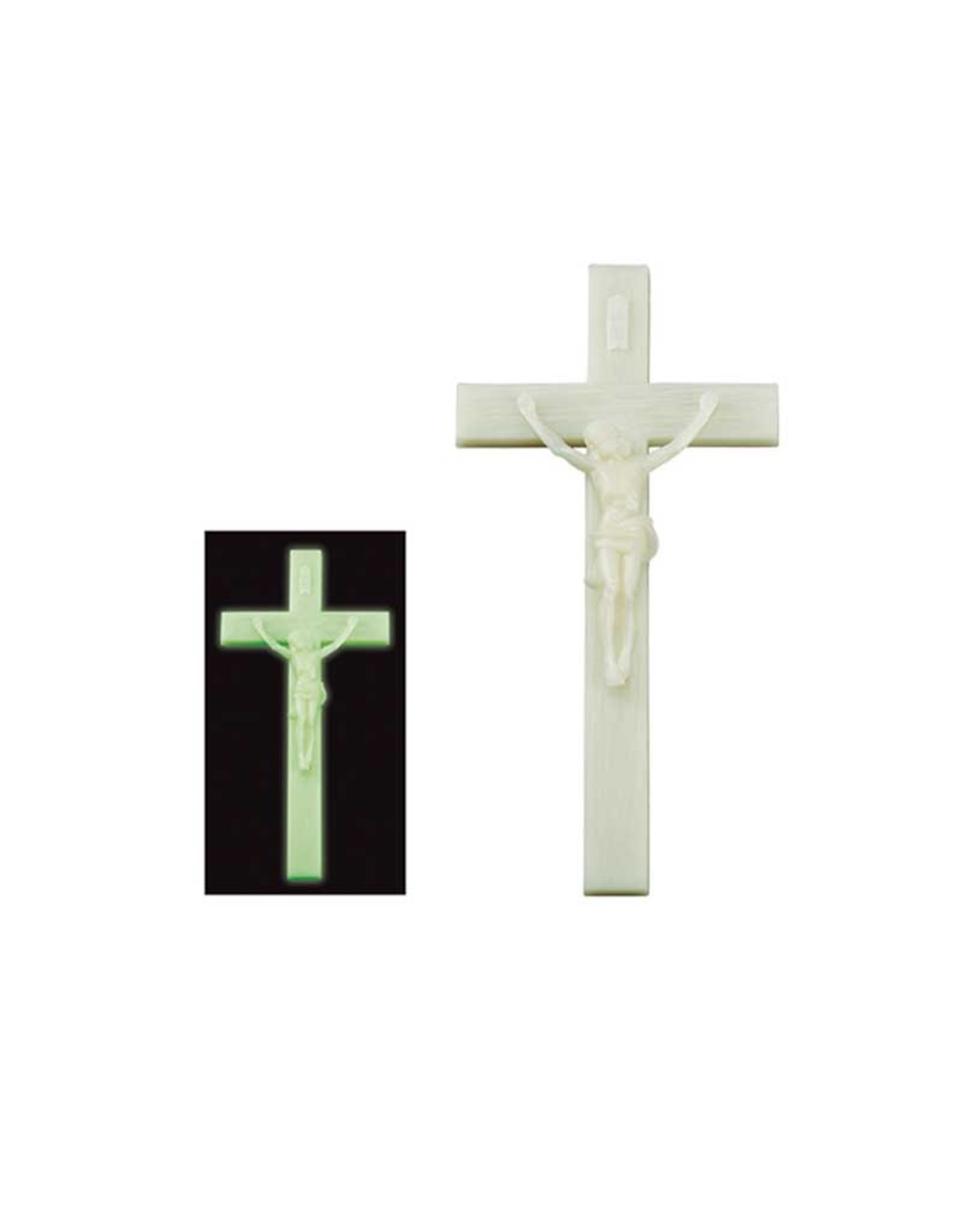 Phosphorescent crucifix