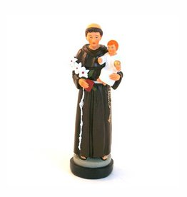 Saint Anthony resin statue (16cm)