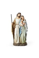 Joseph's Studio / Roman Pastel colored resin Nativity (30cm)