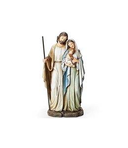 Joseph's Studio / Roman Pastel colored resin Nativity (30cm)