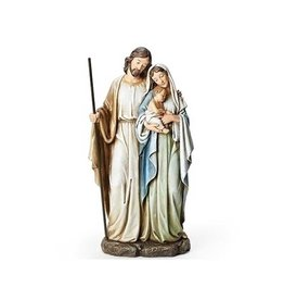 Joseph's Studio / Roman Nativité en résine couleur pastel (30cm)