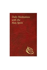 Catholic Book Publishing Daily Meditations with the Holy Spirit (anglais)