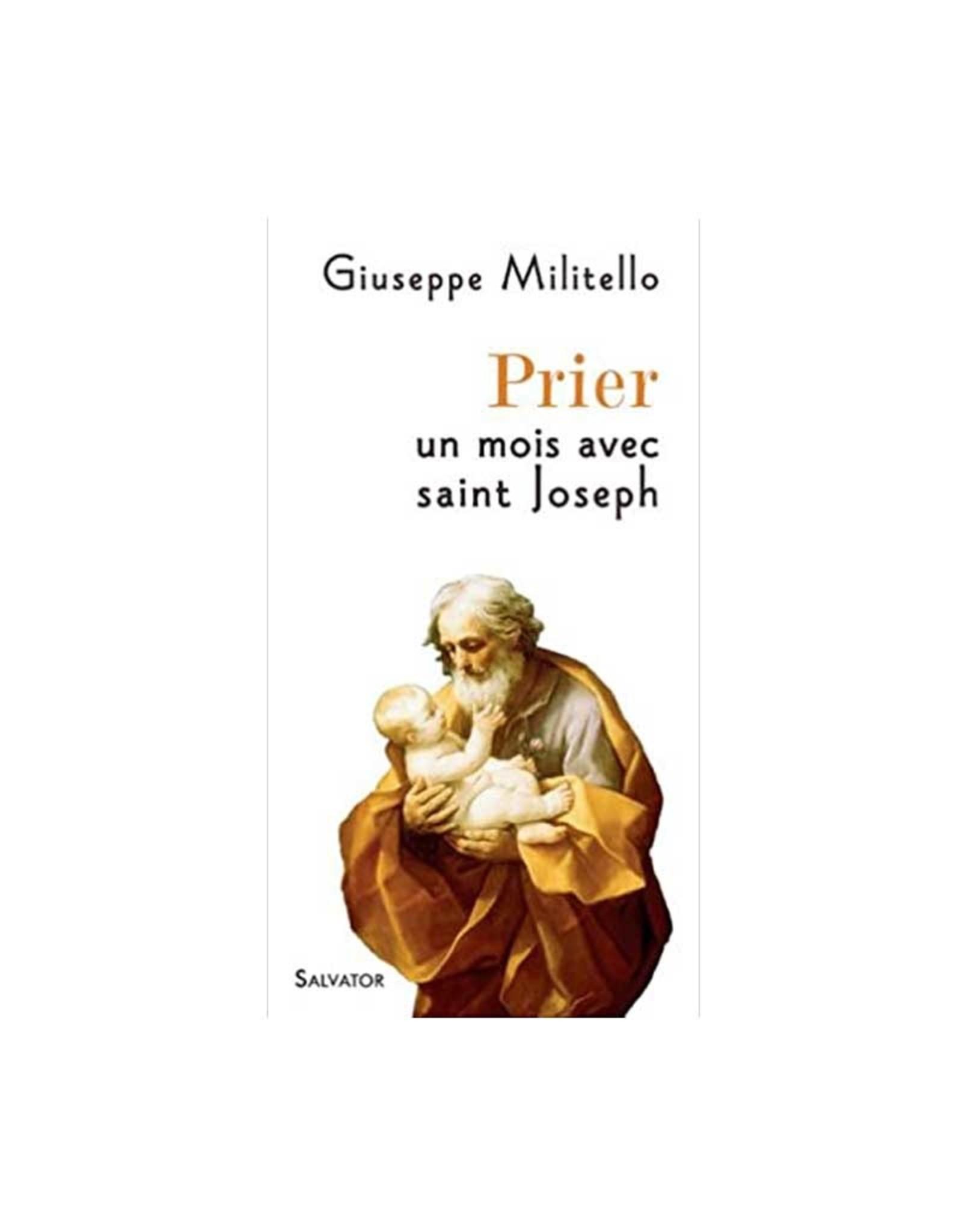 Prier un mois avec saint Joseph (french)