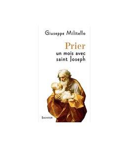 Salvator Prier un mois avec saint Joseph (french)
