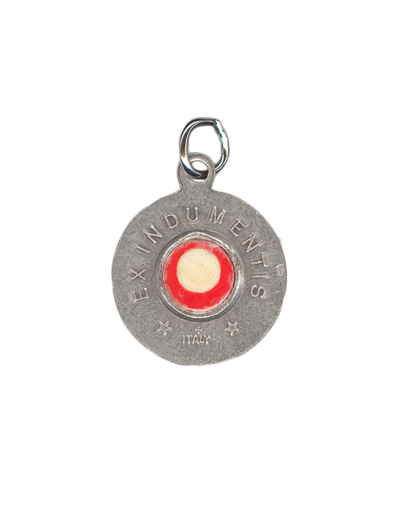 Médaille relique saint Benoît