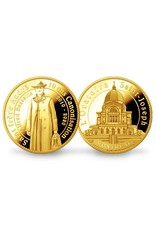 Pichard-Balme Saint Brother Andre 10th anniversary of the canonization medallion