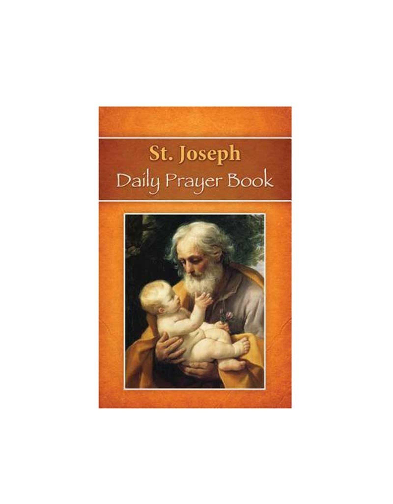 Catholic Book Publishing Saint Joseph daily prayer book (anglais)