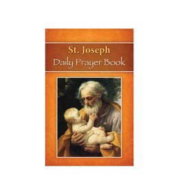 Catholic Book Publishing Saint Joseph daily prayer book (anglais)