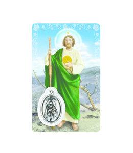 Medal card : Saint Jude