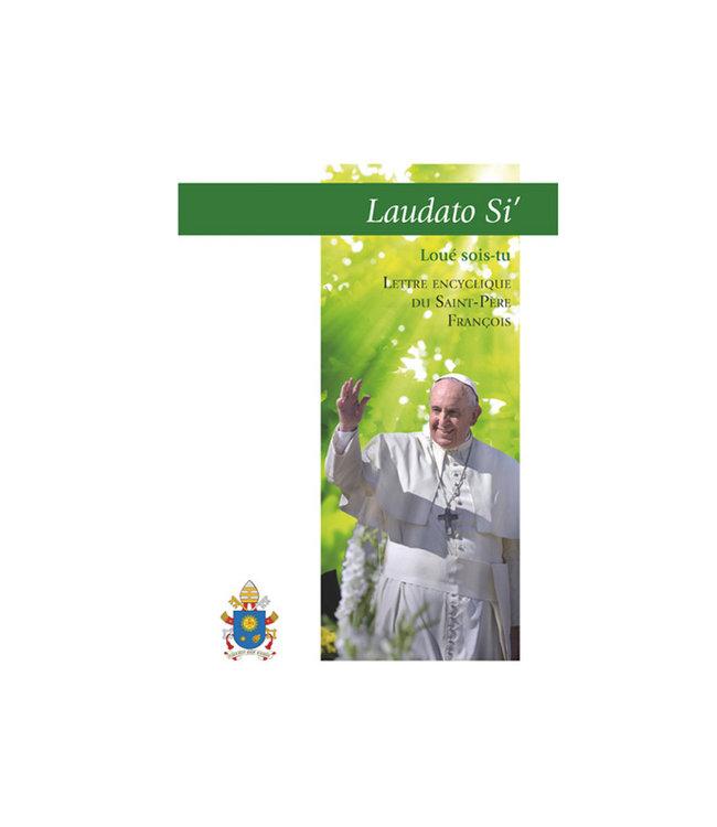 Conférence des Évèques Catholiques du Canada Laudato Si' - Lettre encyclique sur la sauvegarde de la maison commune