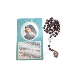 Chapelet des Sept Douleurs de Marie avec prière en 3 langues