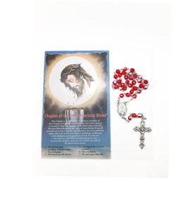 Chapelet du Précieux Sang de Jésus et prière en 3 langues