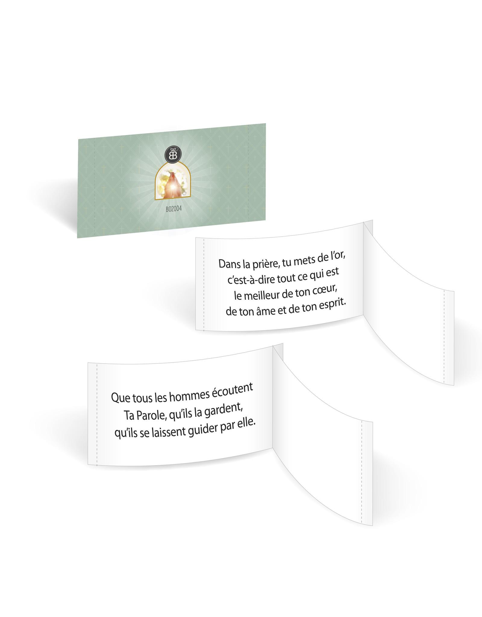 Boîte Bonheur / Box of Joy Une Prière à tous les jours Boîte Bonheur (365 messages de foi)