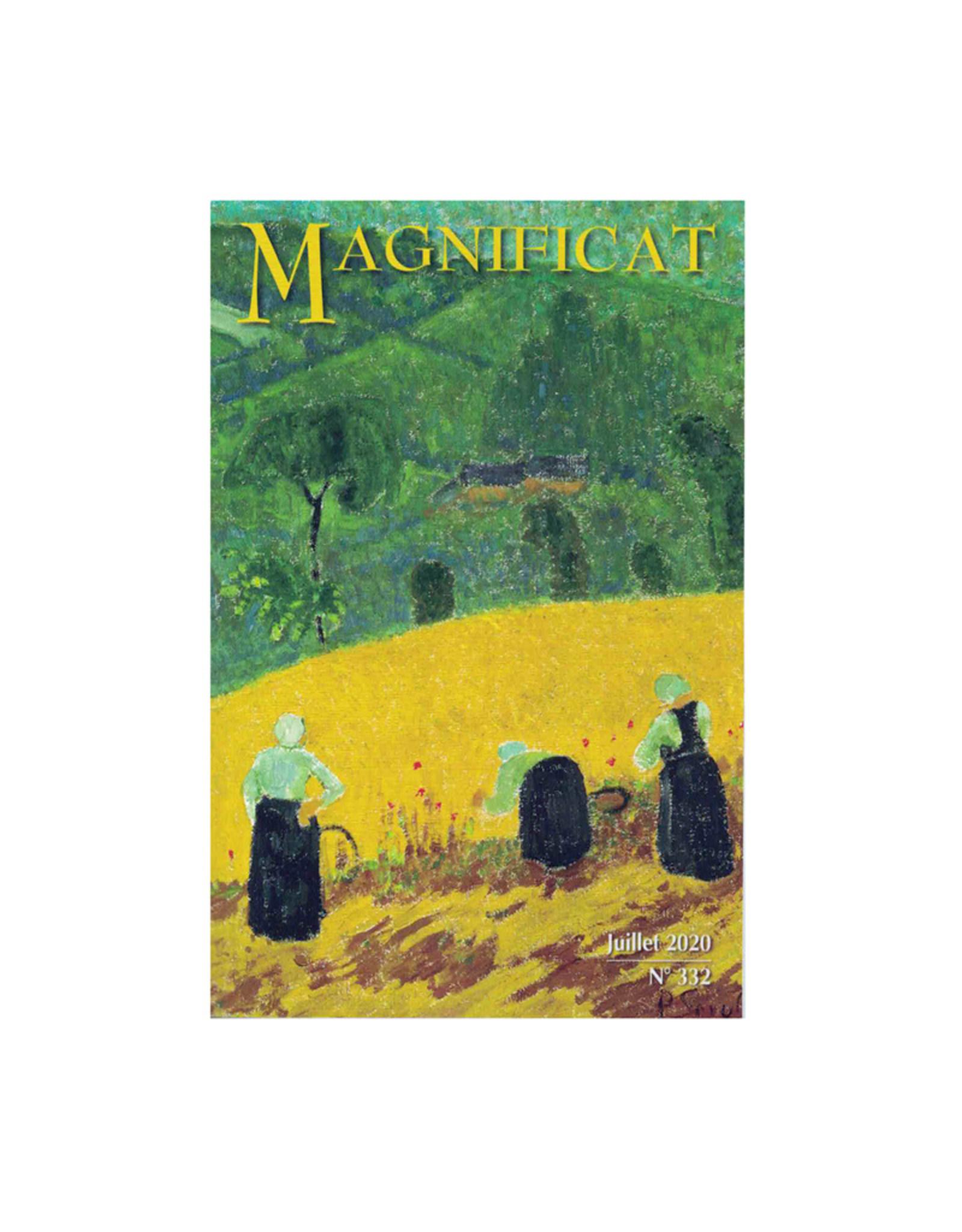 Magnificat -  Juillet 2020