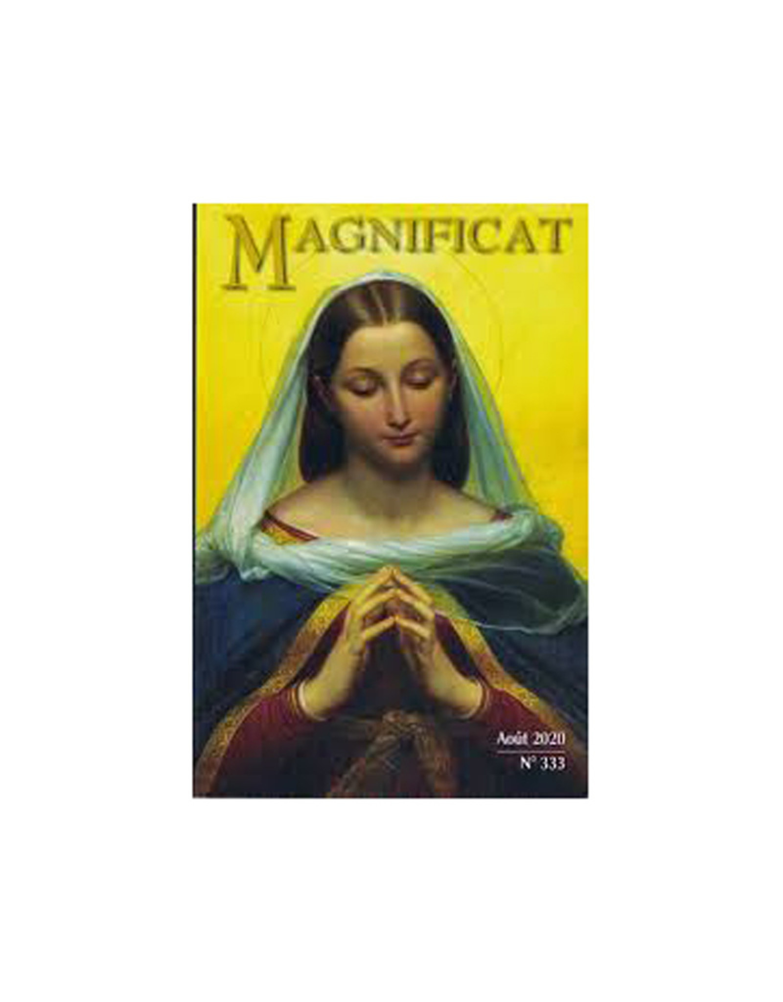 Magnificat - August 2020 (french)
