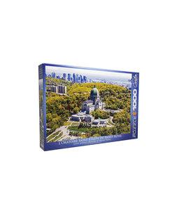 Saint Joseph's Oratory jigsaw puzzle, 1000 Pieces