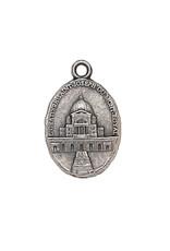 Médaille argentée de saint frère André