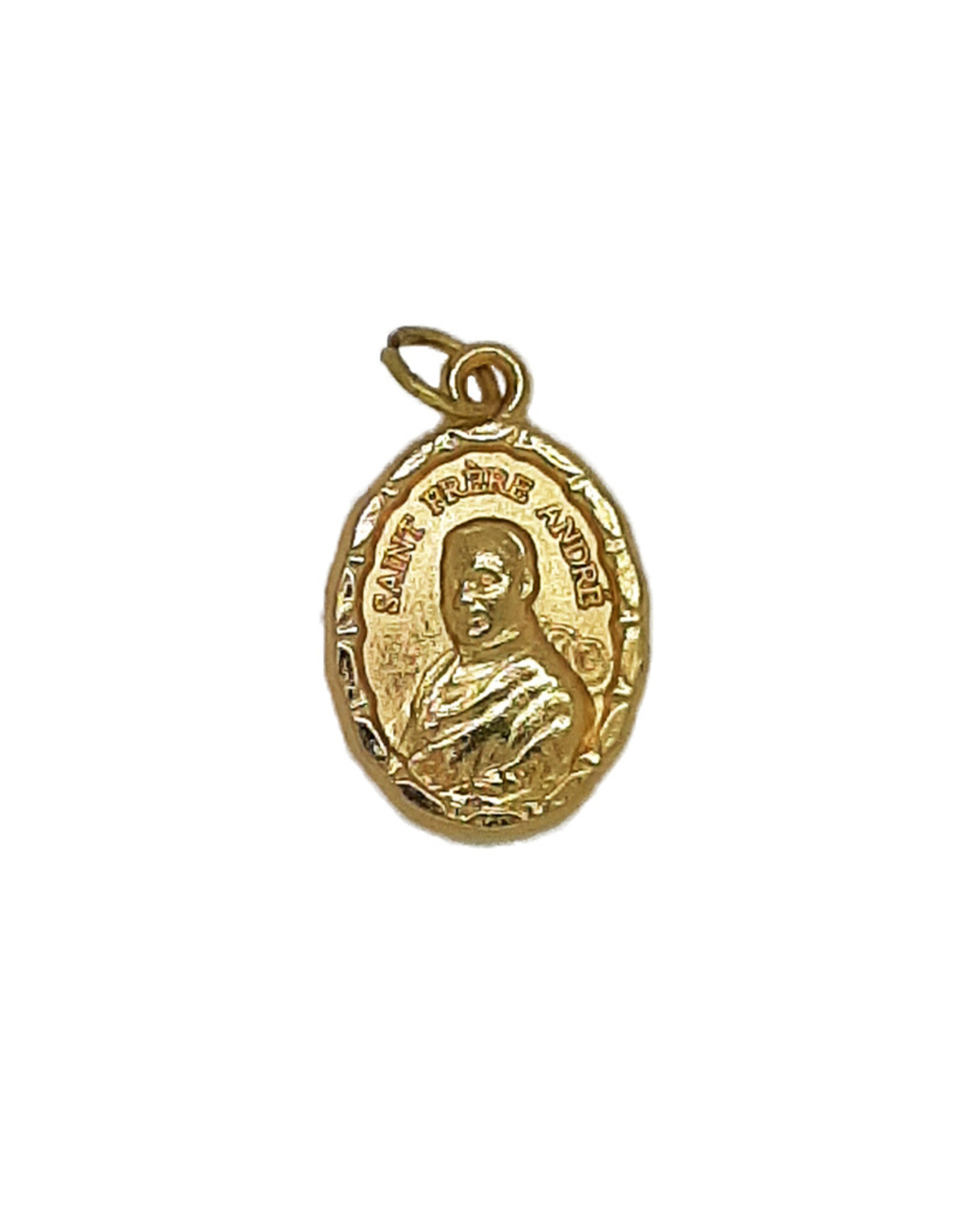 Médaille dorée saint frère André