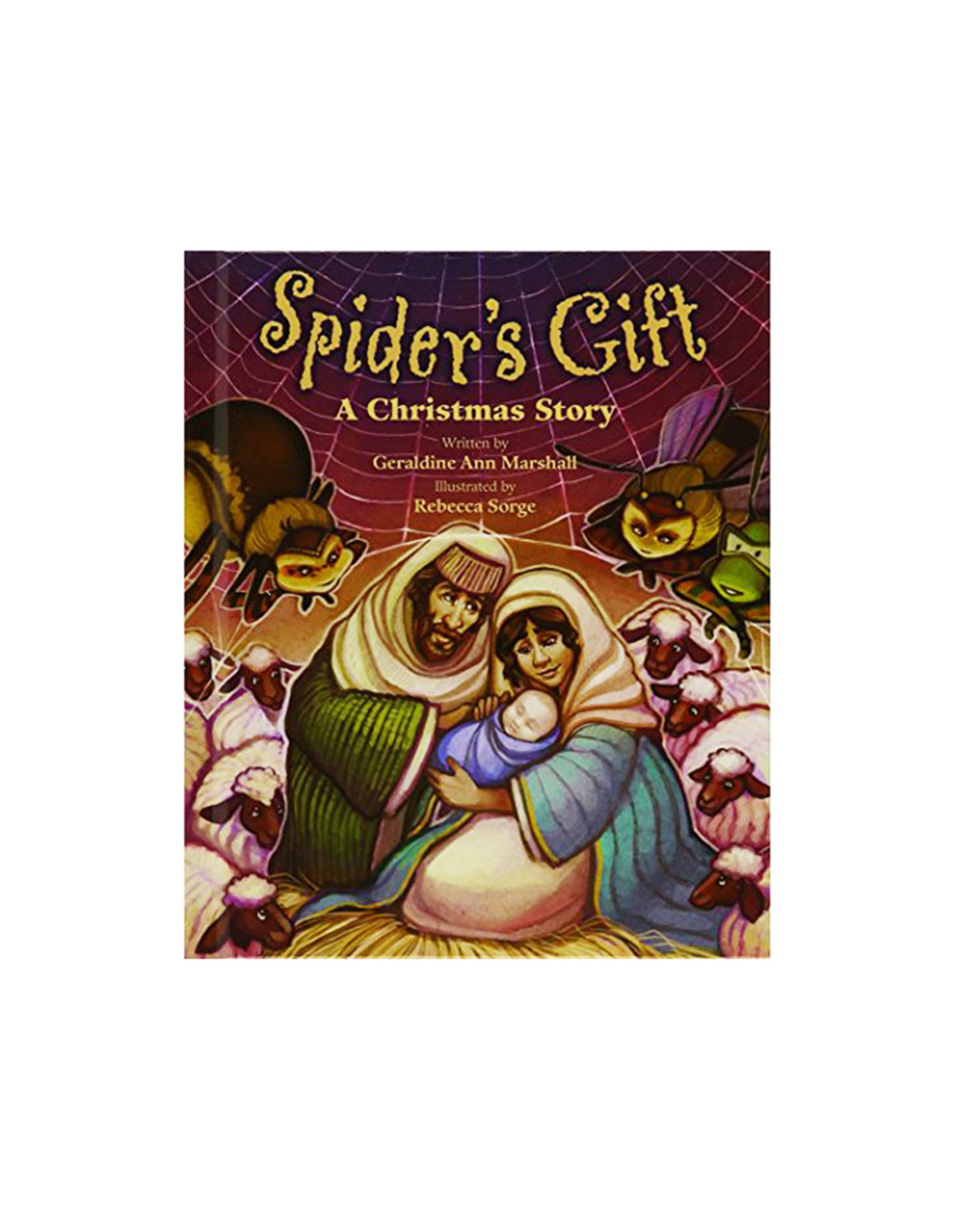 Spider's Gift A Christmas Story