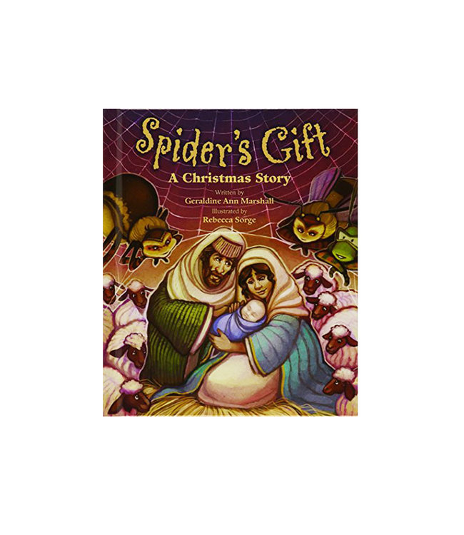 Pauline Books and Media Spider's Gift A Christmas Story (anglais)