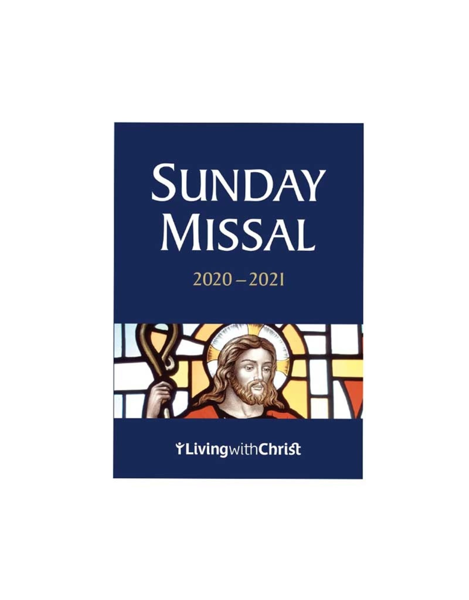 Novalis Sunday Missal 2020-2021 Living with Christ (anglais)