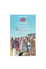 Novalis Sunday Missal for young catholics 2020-2021 Living with the Christ