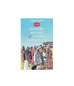 Novalis Sunday Missal for young catholics 2020-2021 (anglais)