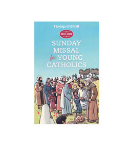 Novalis Sunday Missal for young catholics 2020-2021 (anglais)