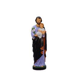 Statue of Saint Joseph and Child - 30 cm