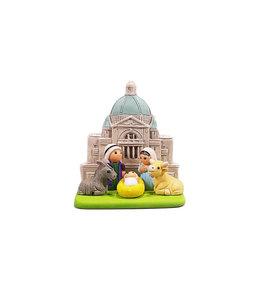 Terracotta Oratory Nativity