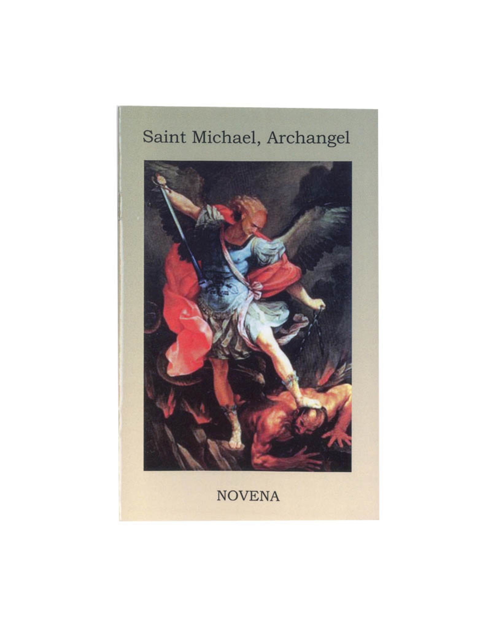 Novena to Saint Michael (anglais)