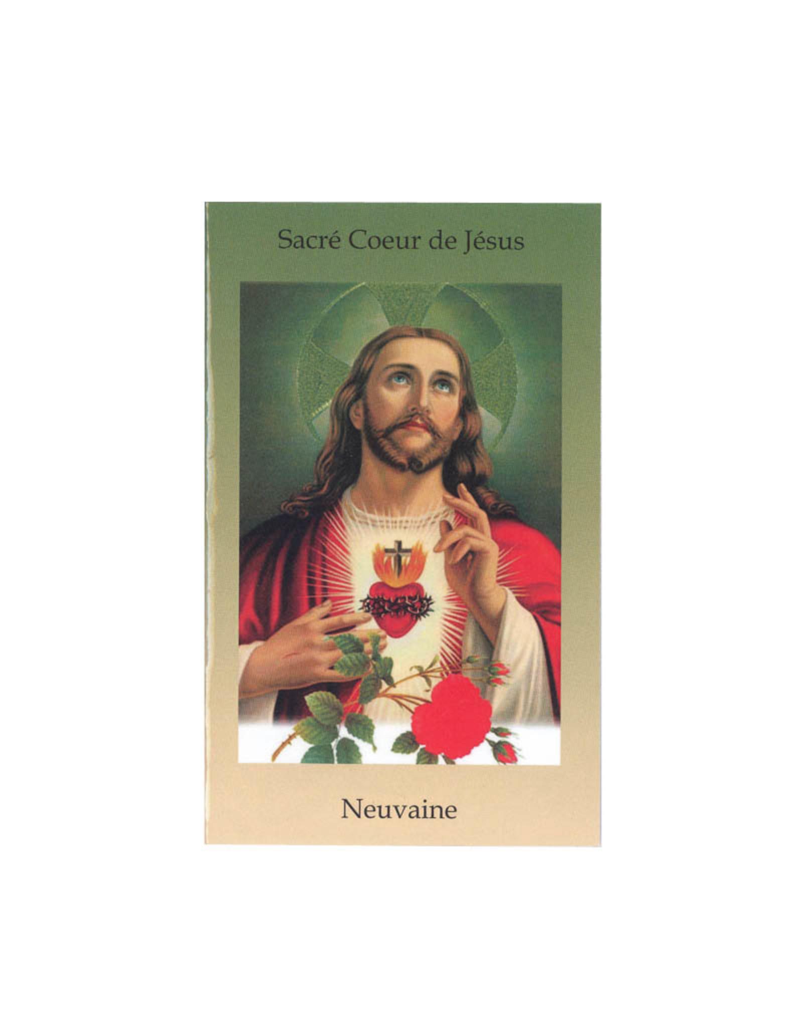 Neuvaine Sacré Cœur de Jésus