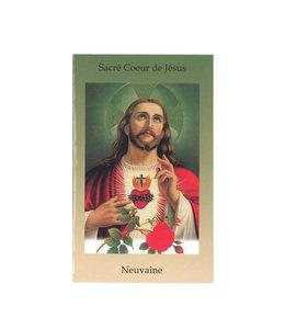 Neuvaine Sacré Cœur de Jésus (french)