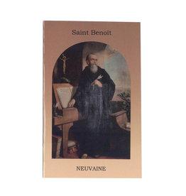 Neuvaine à saint Benoît (french)
