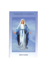 Neuvaine à l'Immaculée Conception (french)
