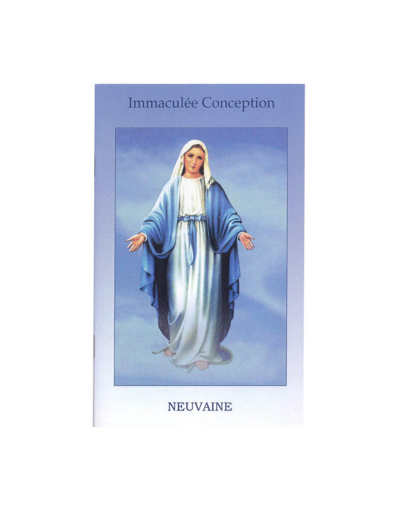 Neuvaine à l'Immaculée Conception