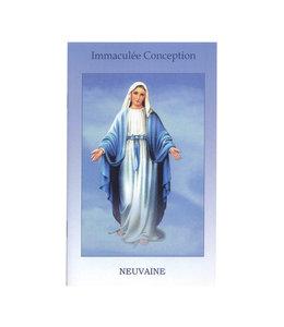 Neuvaine à l'Immaculée Conception (french)